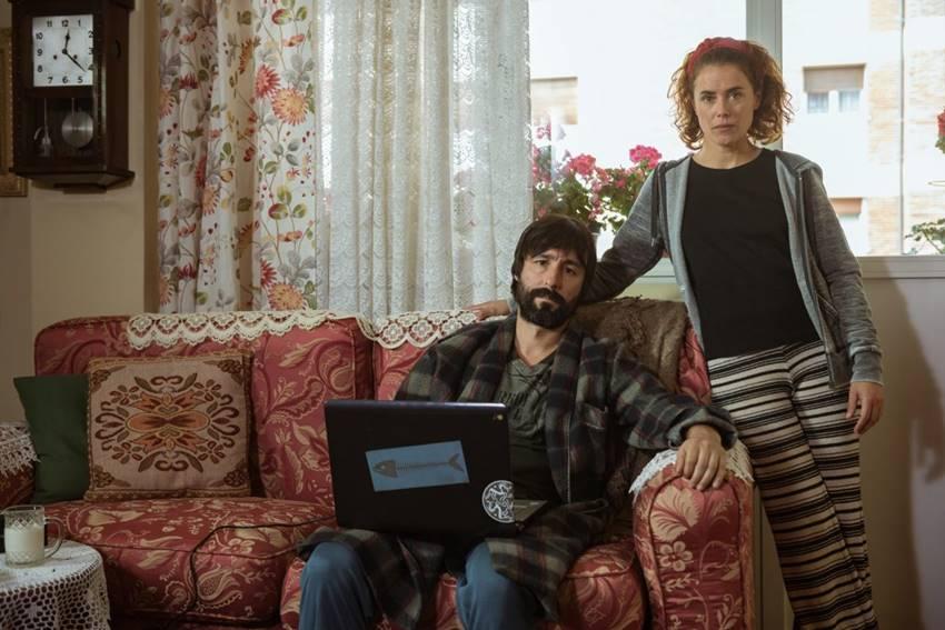 Patricia López y Mikel Losada en Ane.
