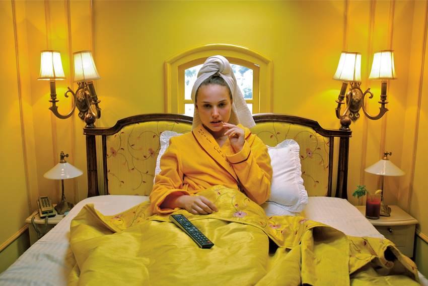 Natalie Portman en Hotel Chevalier (Wes Anderson, 2007).