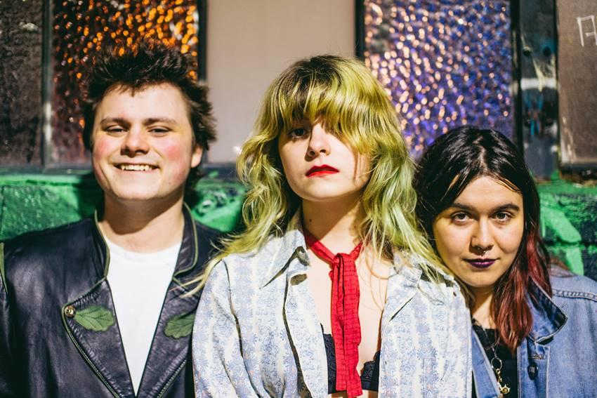 La banda estadounidense de rock alternativo Skating Polly