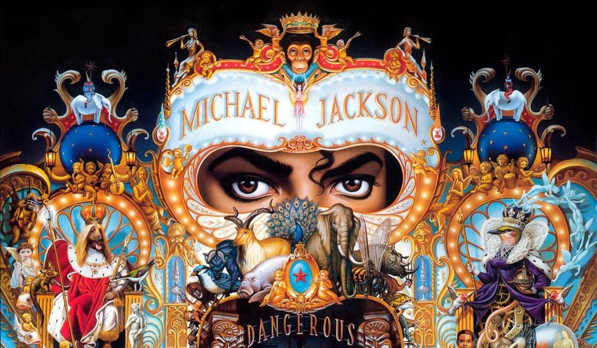 30 años de 'Dangerous', una mezcla explosiva del rey del Pop