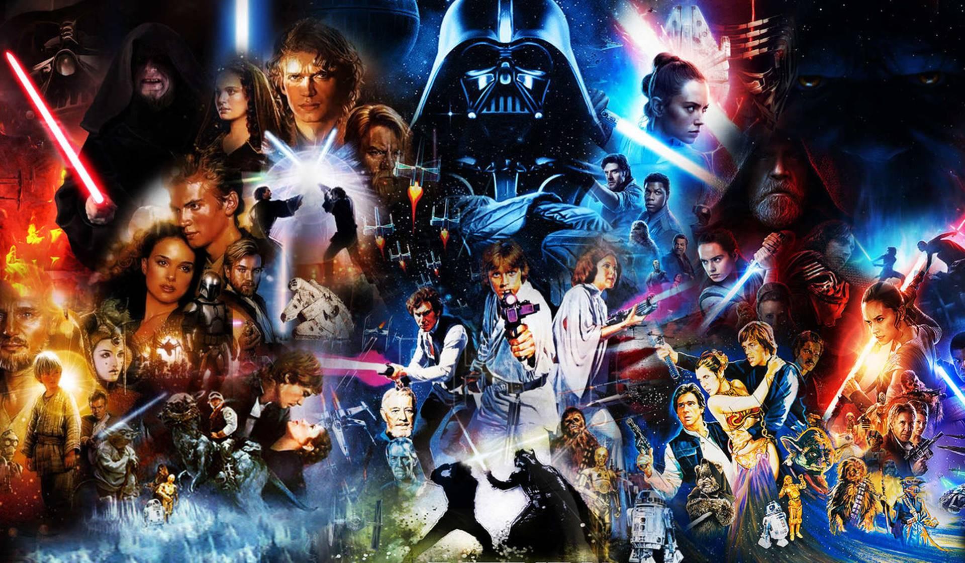 Furius Fan vs. Star Wars