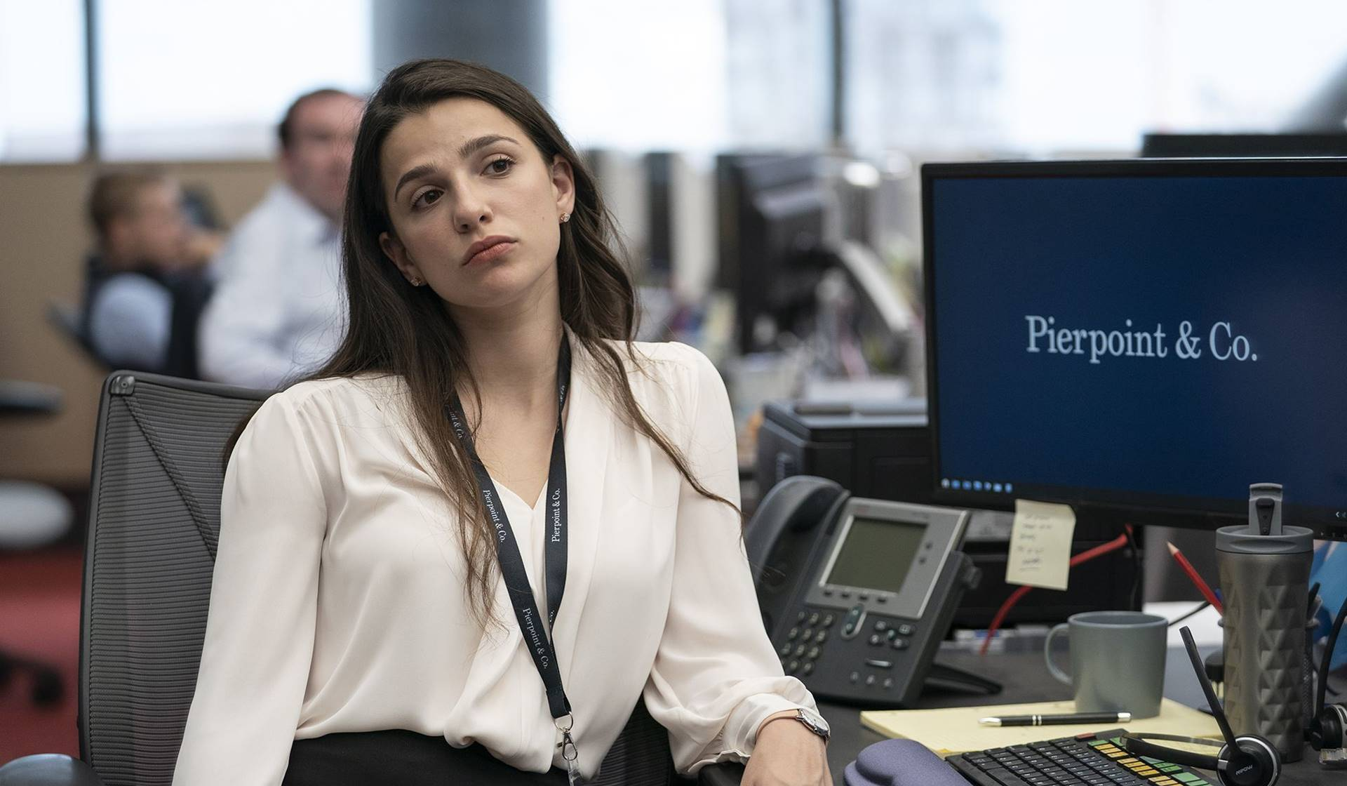Marisa Abela en Industry