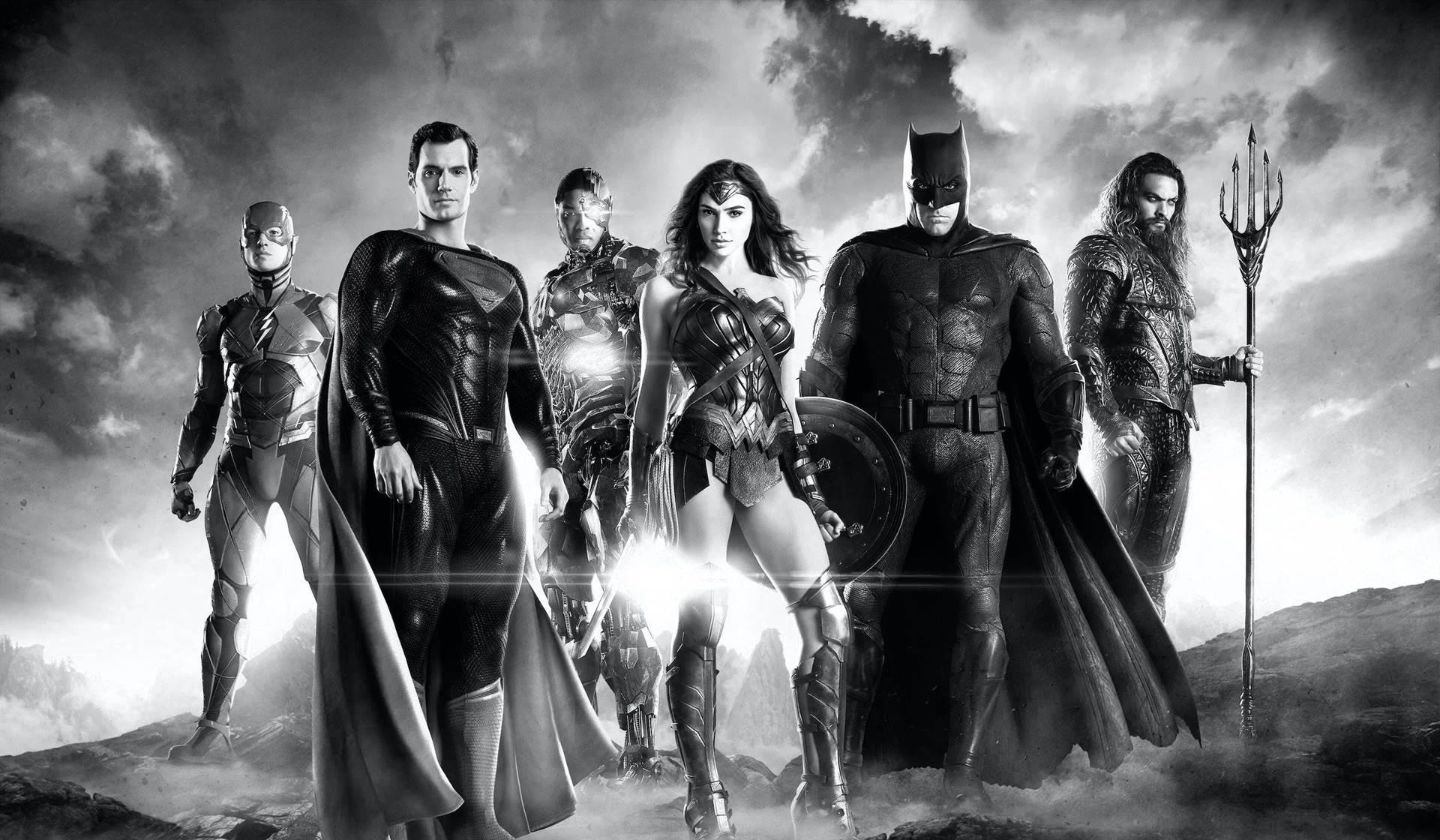 'La Liga de la Justicia de Zack Snyder'. Se hizo justicia.