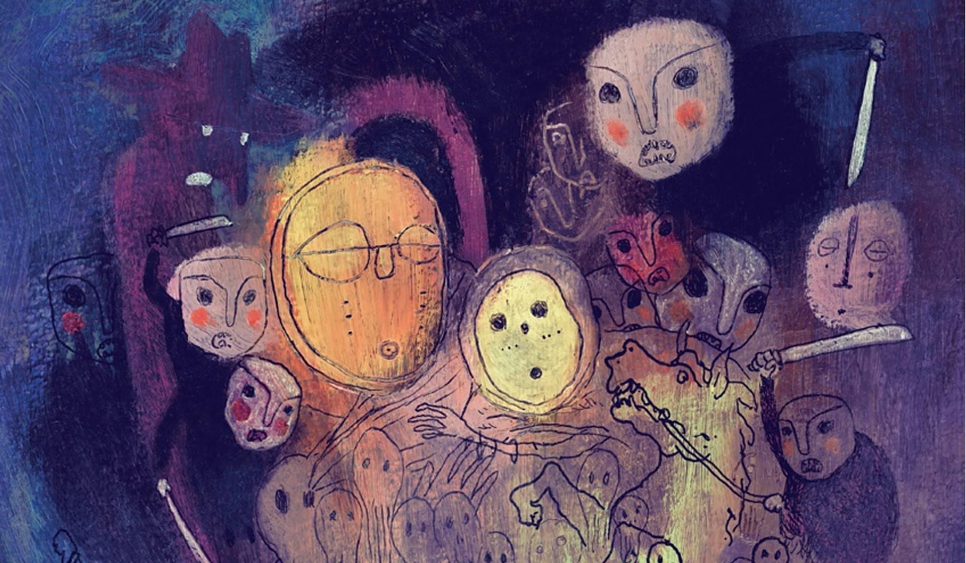 'Les Ombres' de  Vincent Zabus y e Hippolyte