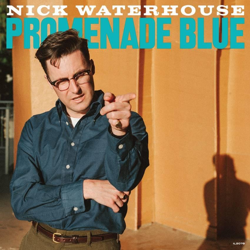 Portada de Promenade Blue, quinto disco de Nick Waterhouse.