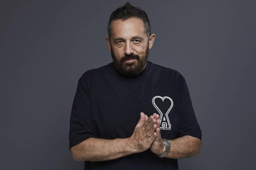 Retrato del actor Pepón Nieto. ©Xavier Torres-Bacchetta