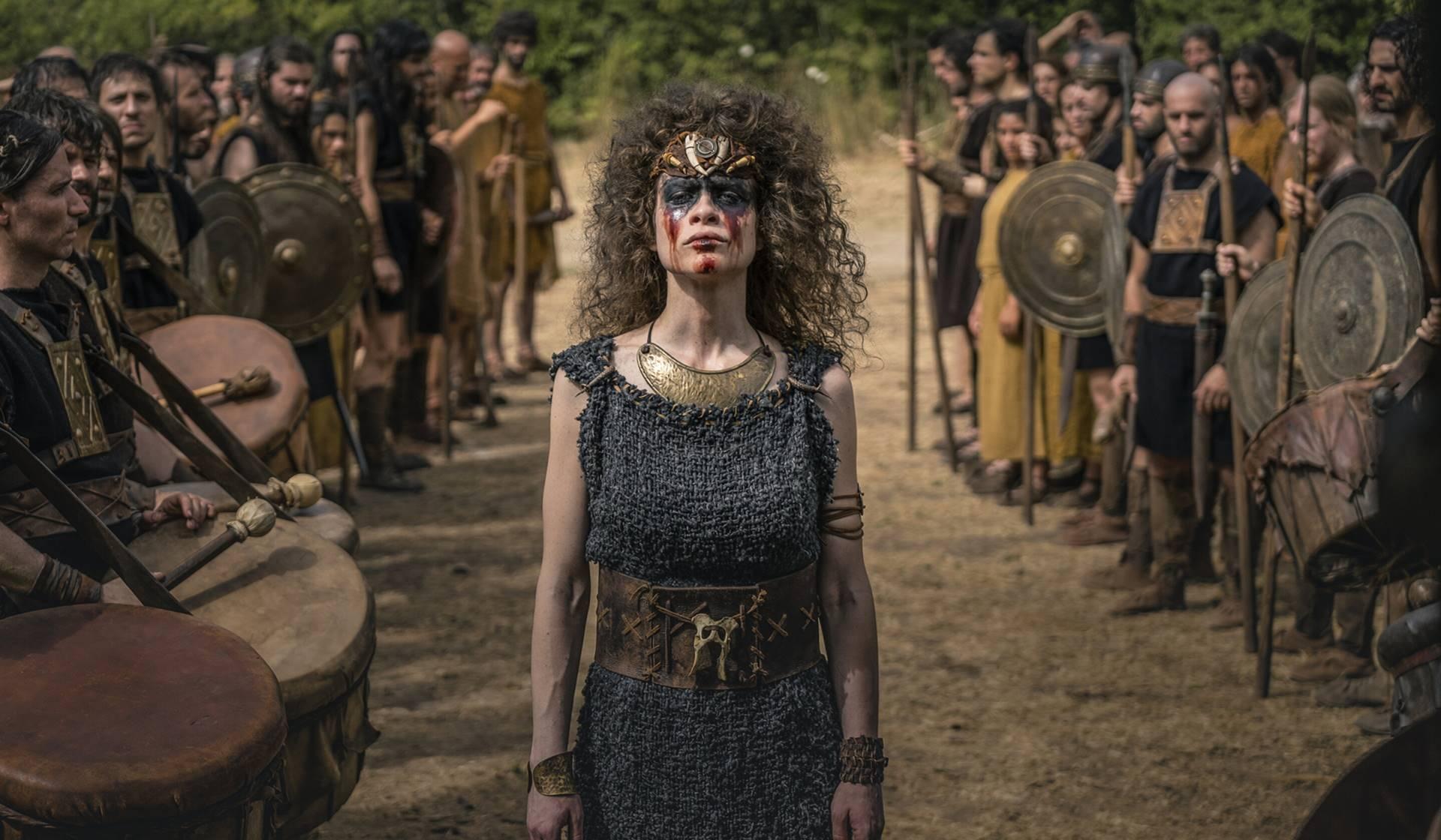 'Romulus' serie de SKY y HBO