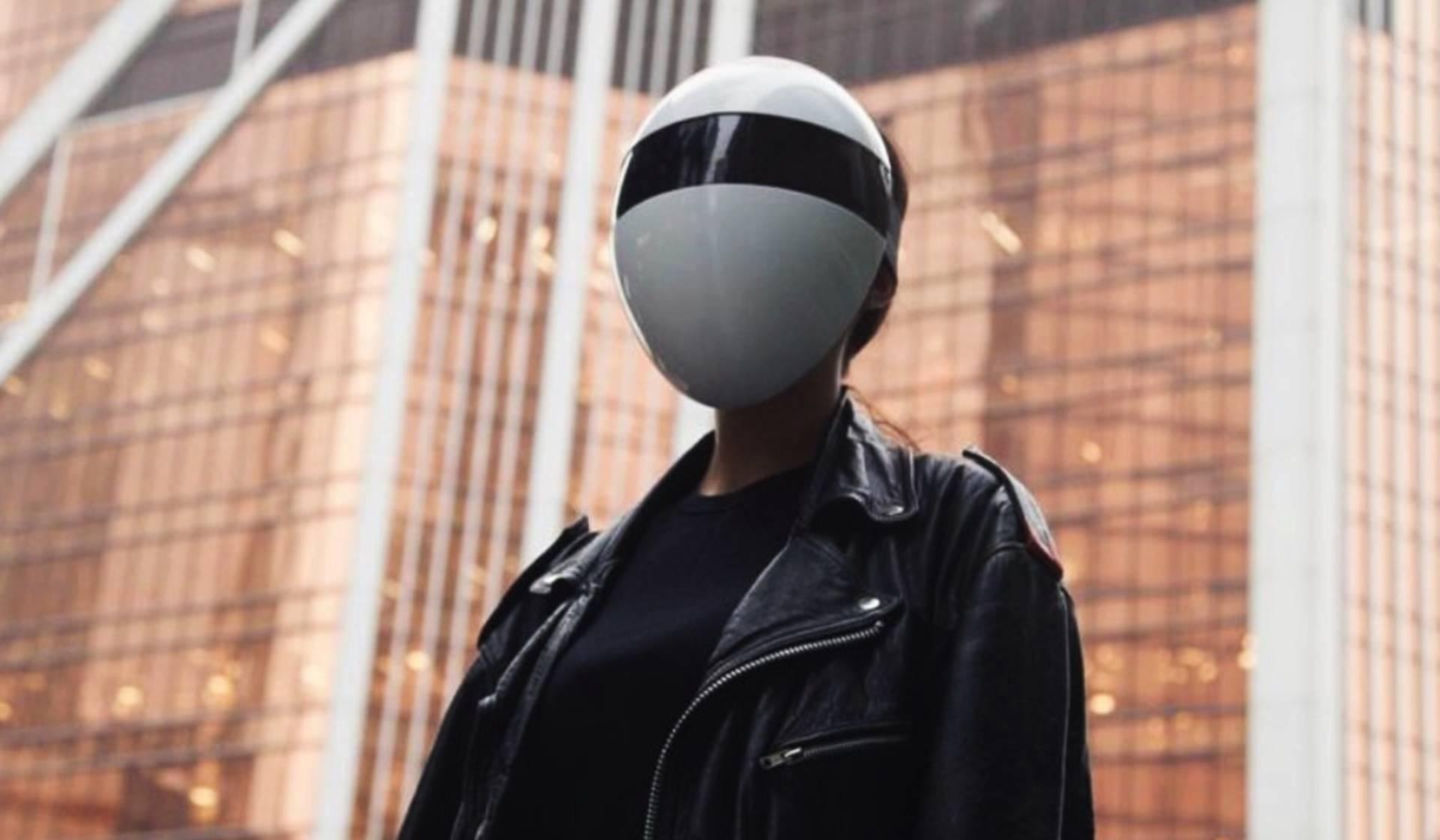Máscara Blanc