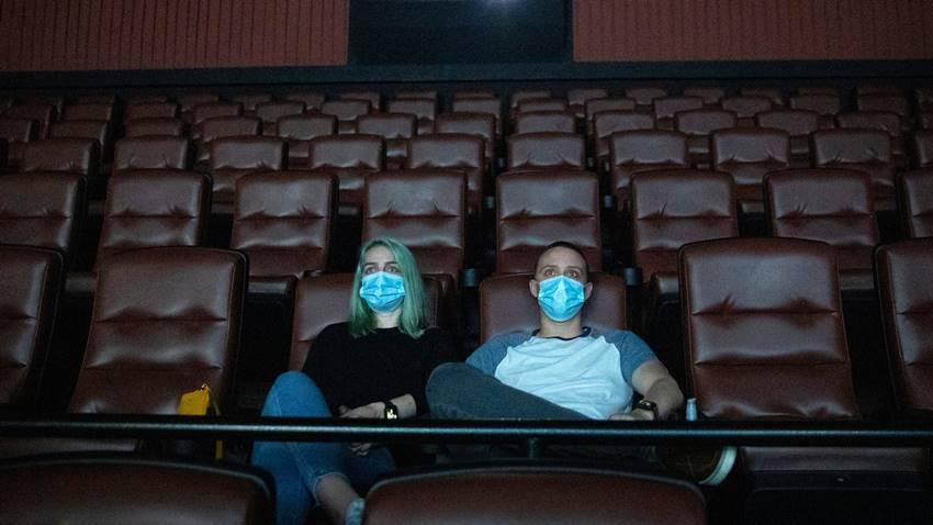 La supervivencia de las salas de cine