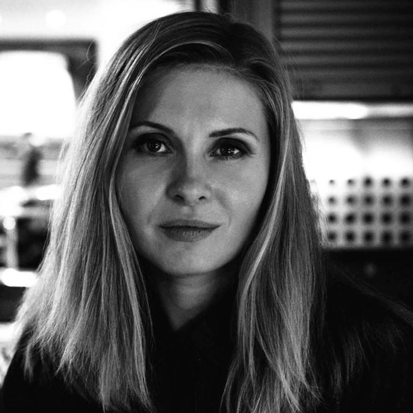 La escritora y periodista Tatiana Tibuleac