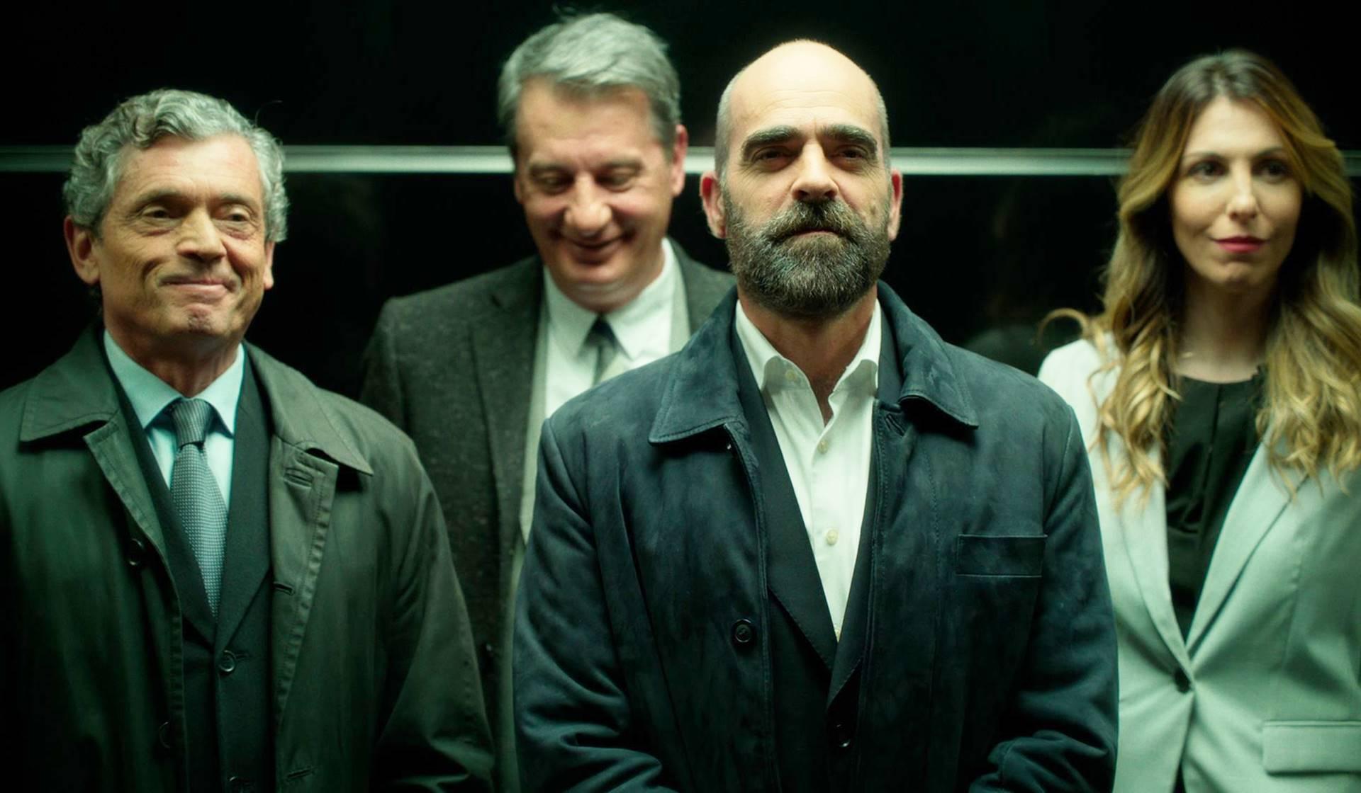 Luis Tosar en 'Los favoritos de Midas'