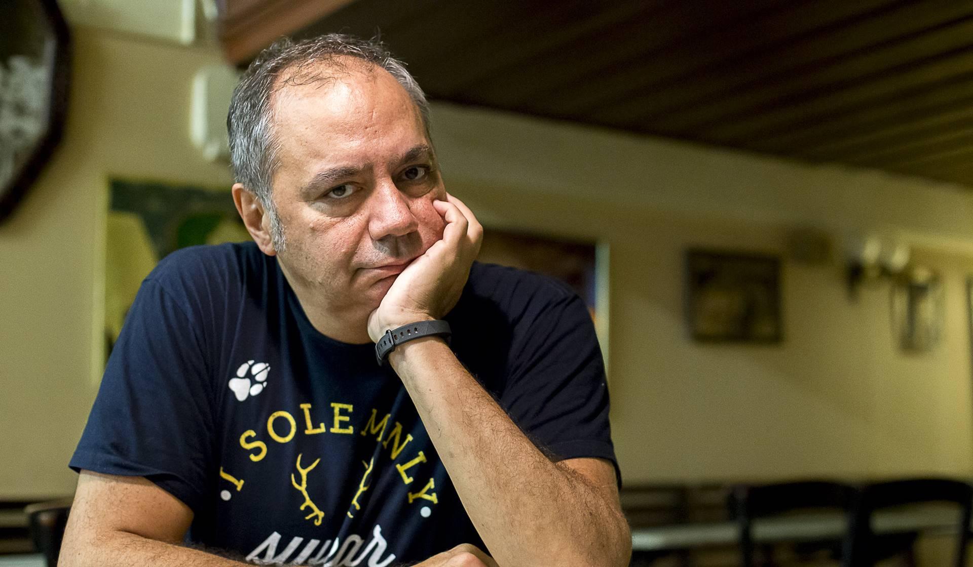 Pepe Colubi Ilustres ignorantes 08/07/2019  Foto: Albert Salamé / VWFoto