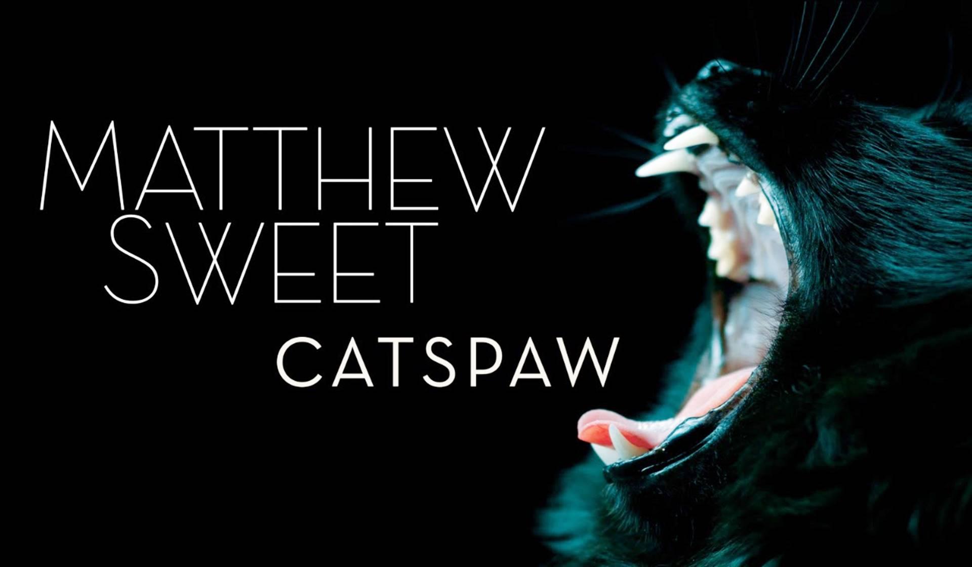 Matthew Sweet y su nuevo álbum 'Catspaw' en solitario