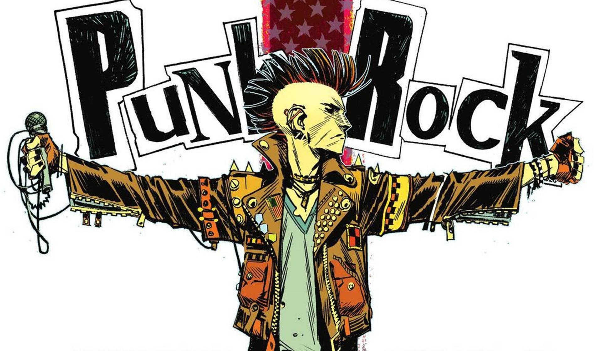 Punk Rock Jesus de Sean Murphy