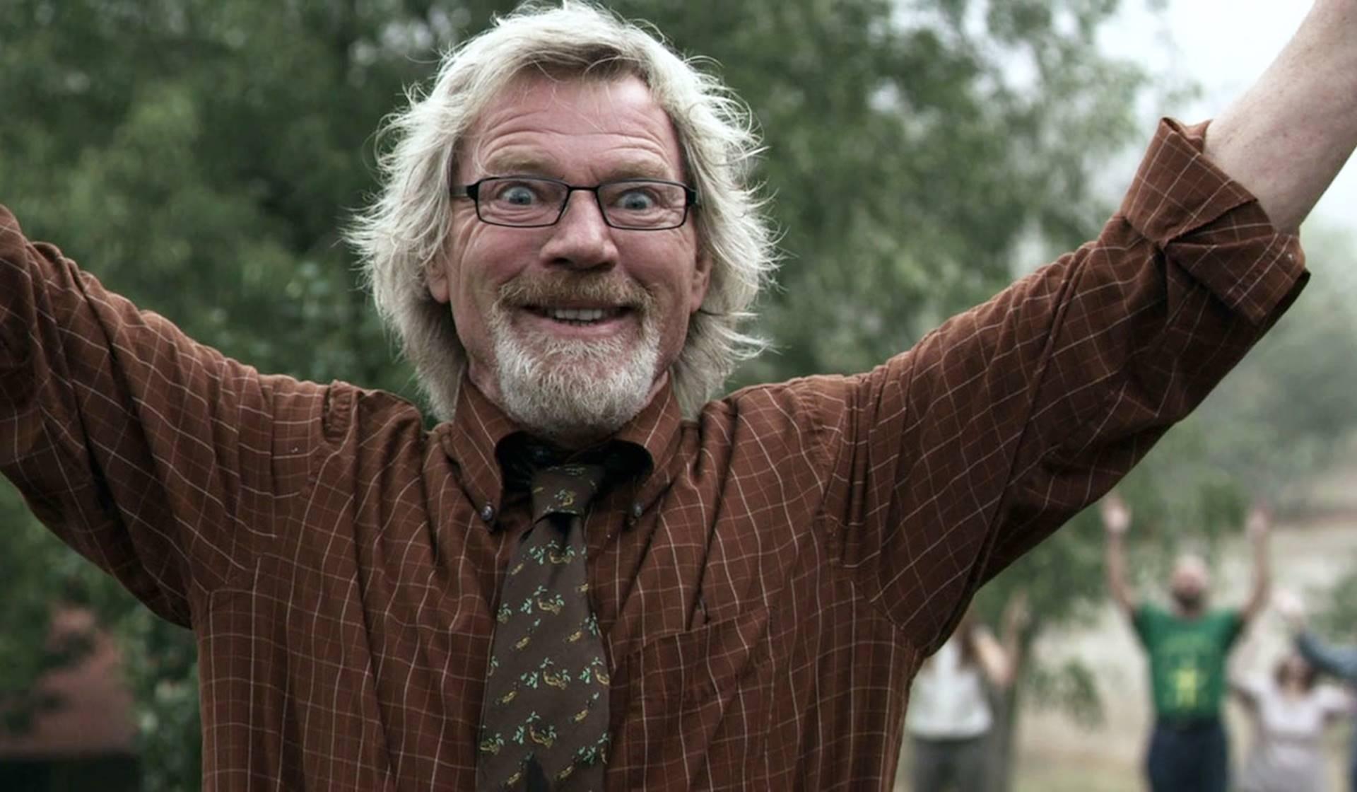Michael Parks en 'Red State' de Kevin Smith