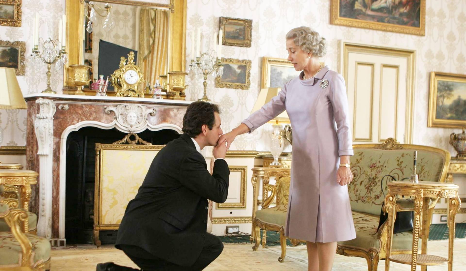 The Quenn de Stephen Frears con Helen Mirren