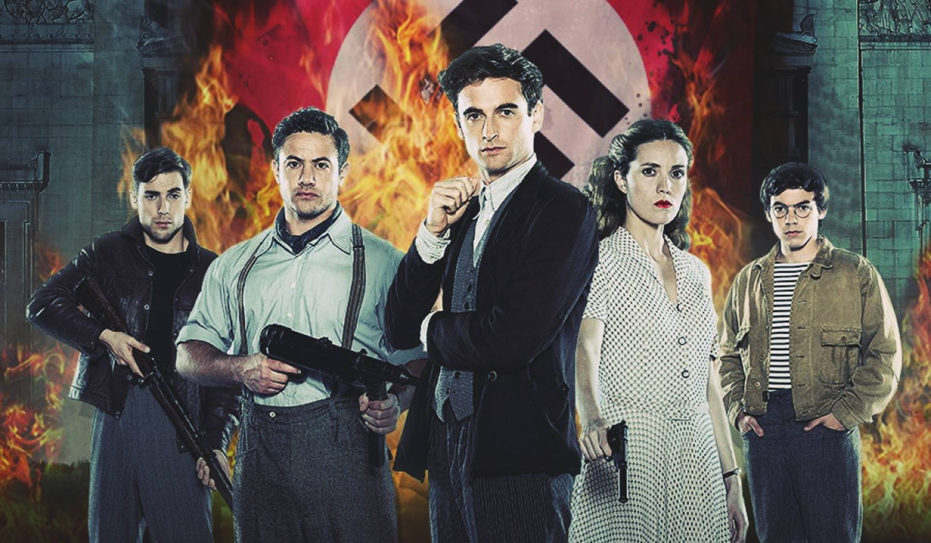 X Company, espionaje en la segunda Guerra mundial