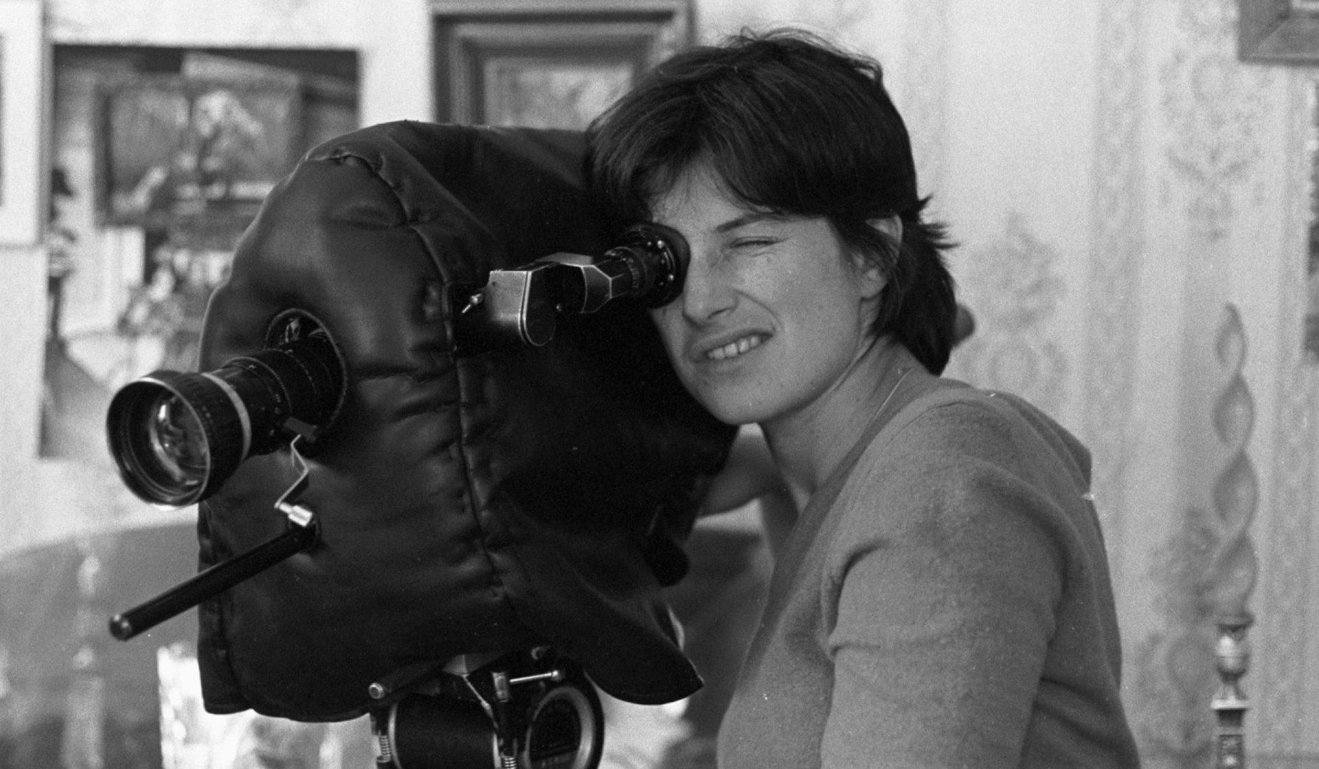 Ciclo Cine Feminista Artium. La directora Chantal Akerman