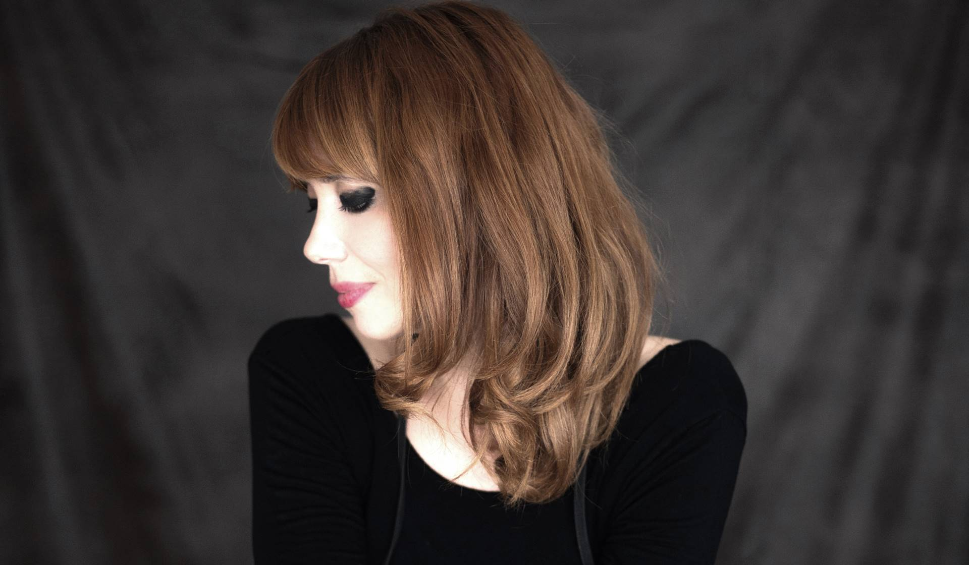 Entrevista a Paula Bonet, presentación de La anguila. Foto: Noemí Elías.