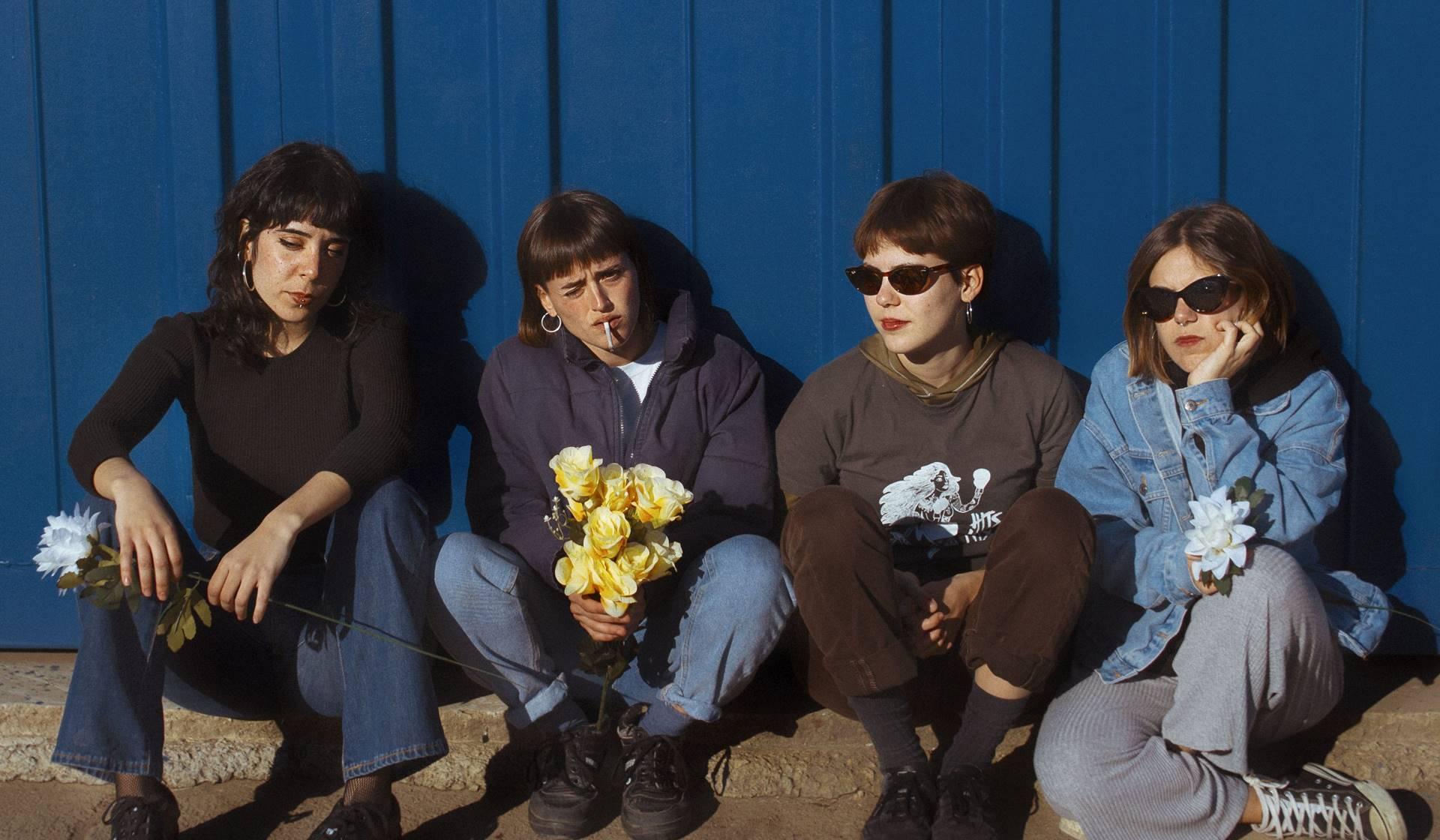 La banda valenciana Lisasinson
