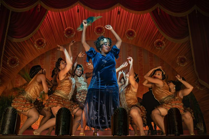 Viola Davis en Ma Rainey's Black Bottom
