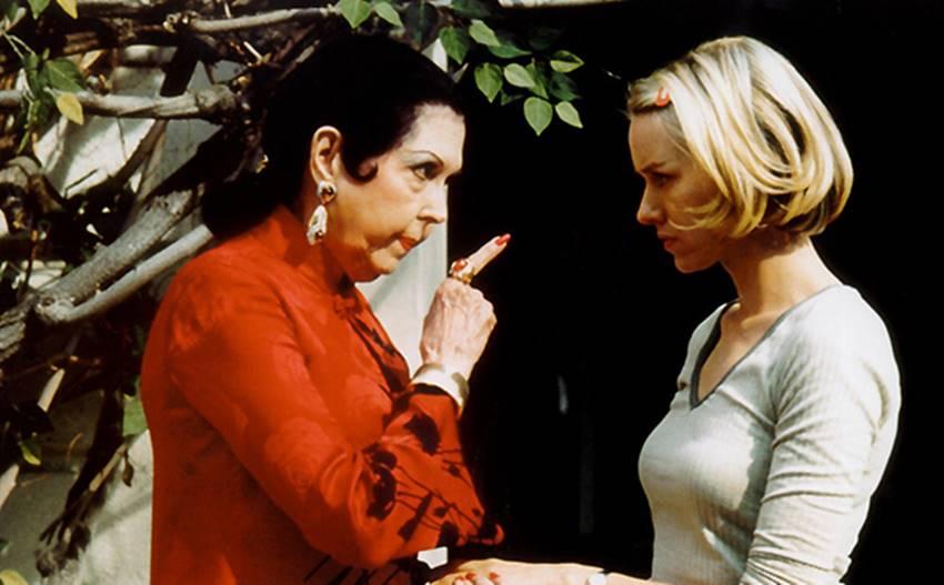 Ann Miller y Naomi Watts