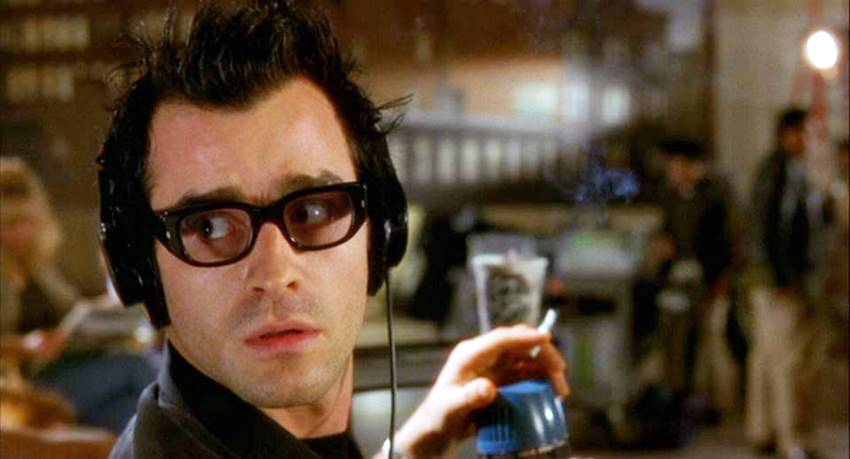 Justin Theroux en Mulholland Drive