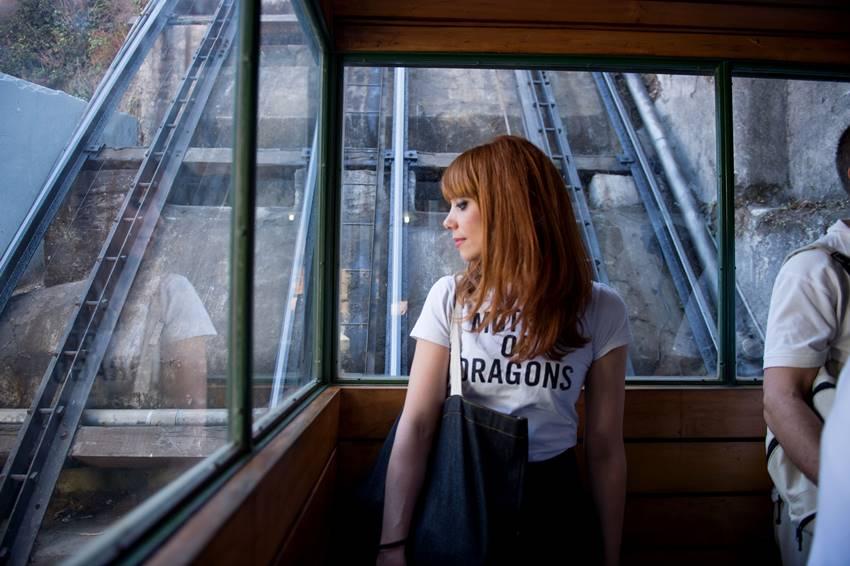 La artista y escritora Paula Bonet. Foto: Noemí Elías©.