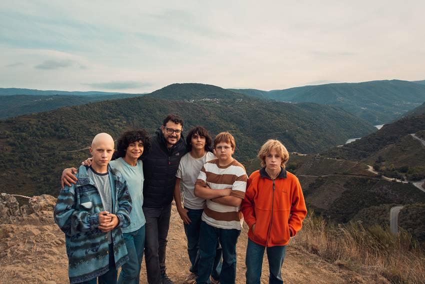 La película está rodada entre Galicia y Barcelona.