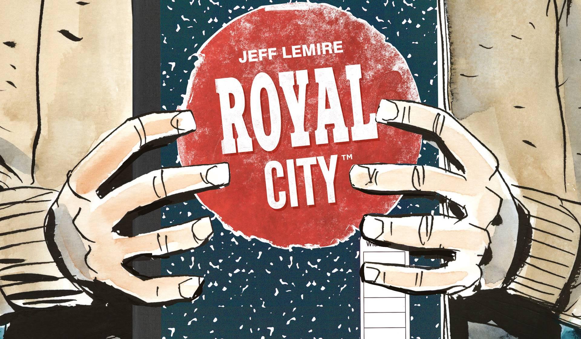 'Royal City' una de las mejores obras de Jeff Lemire