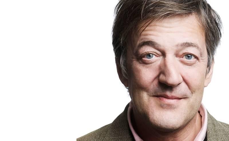 Stephen Fry, autor de El mentiroso