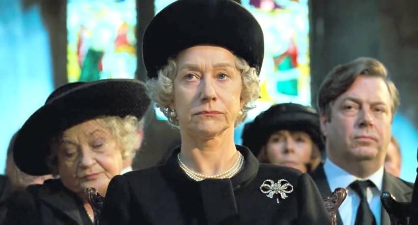 Helen Mirren en The Queen