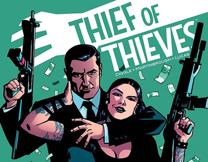Thief of Thieves de Nick Spencer