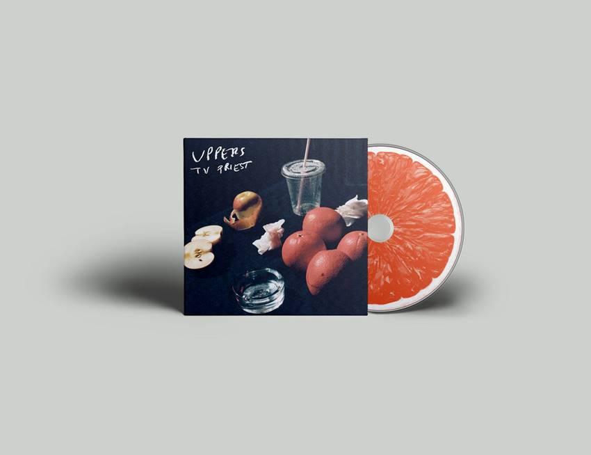 Uppers, el nuevo disco de TV Priest