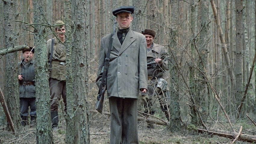 Aleksei Krávchenko en Ven y mira.