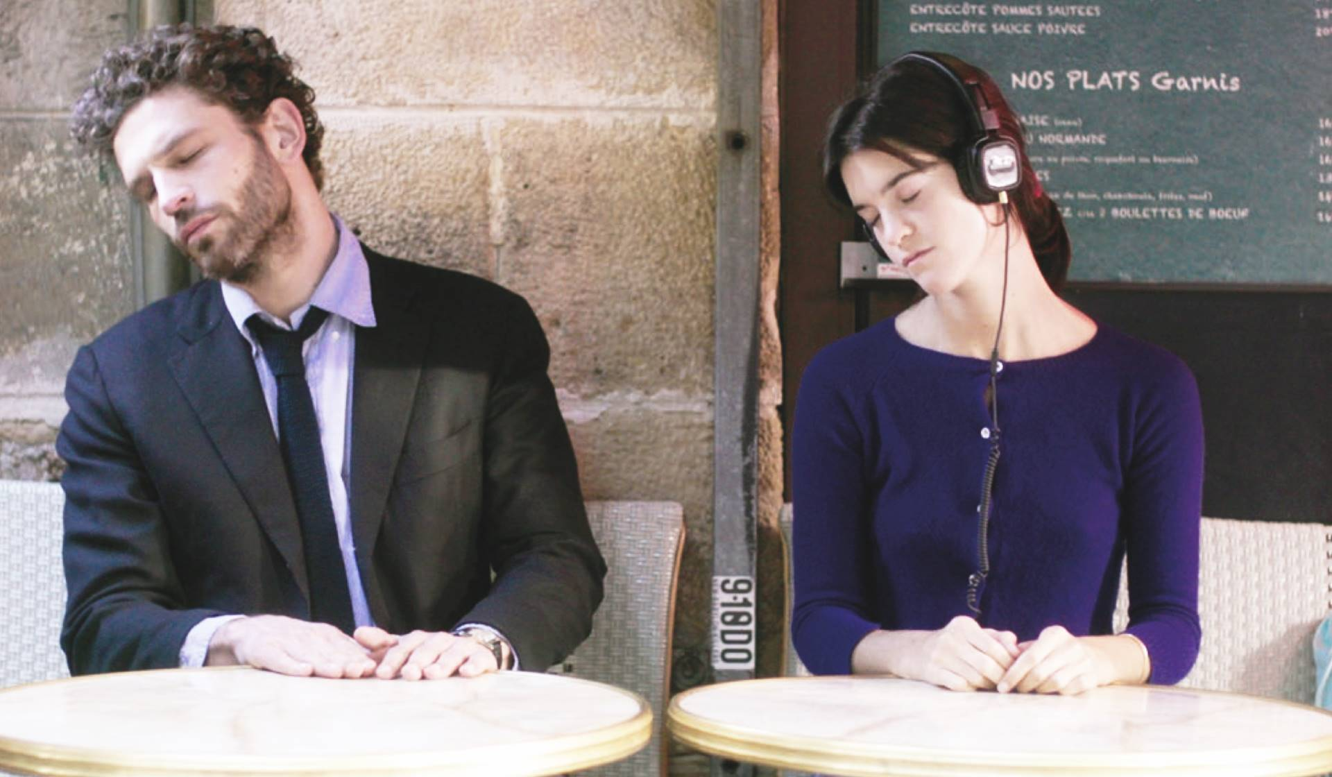 Suzanne Lindon y Arnaud Valois en 'Spring Blossom'