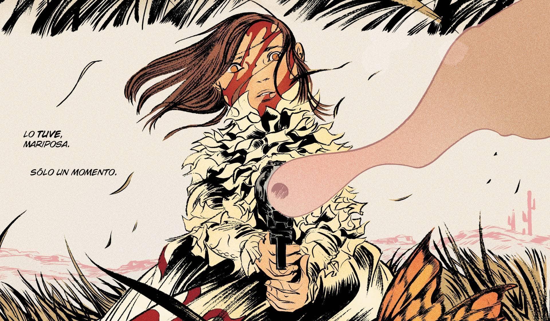 Crítica del cómic Bella Muerte de Emma Rios