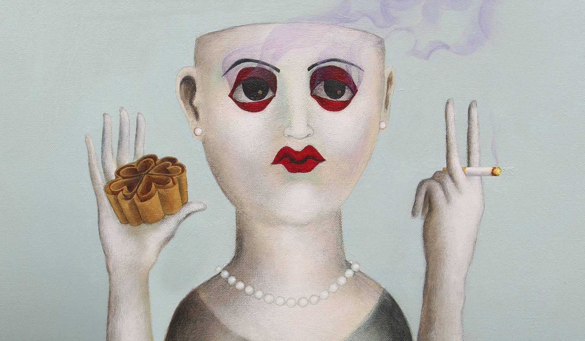 'Destello bravío', de Ainhoa Rodríguez