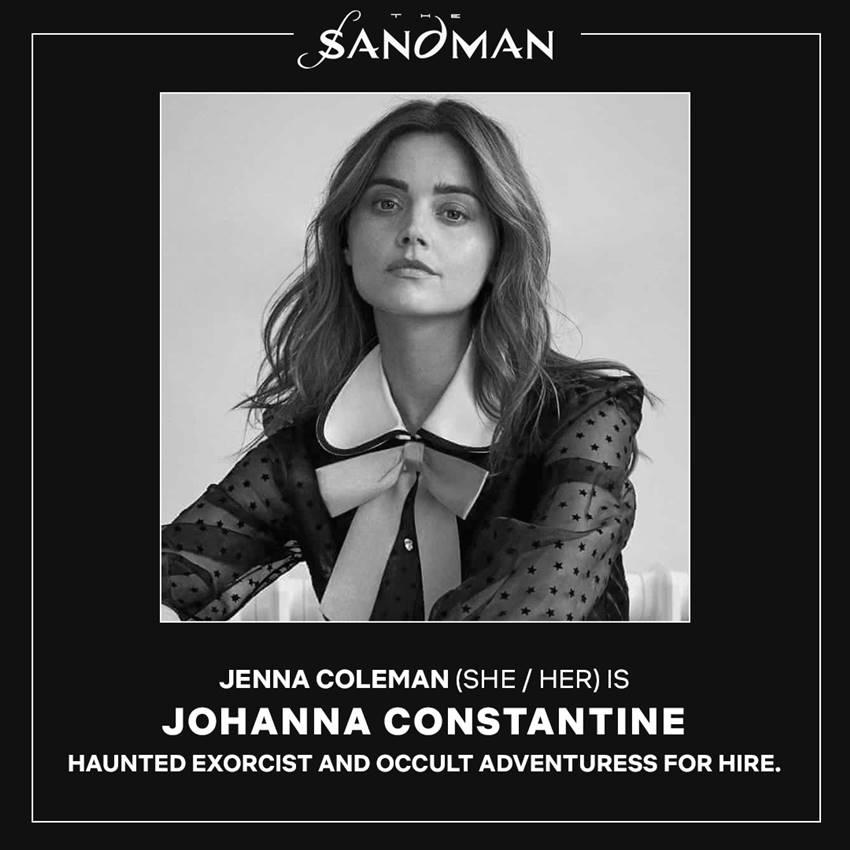 Johanna Constantine. The Sandman