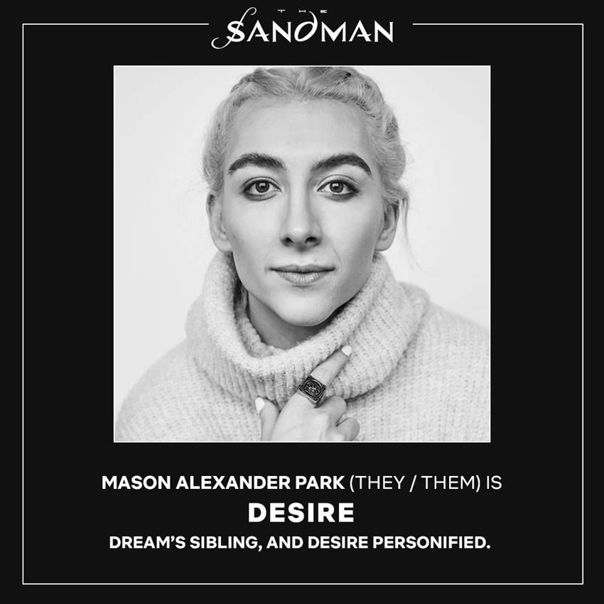Deseo. The Sandman