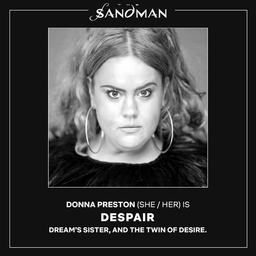 Desespero. The Sandman