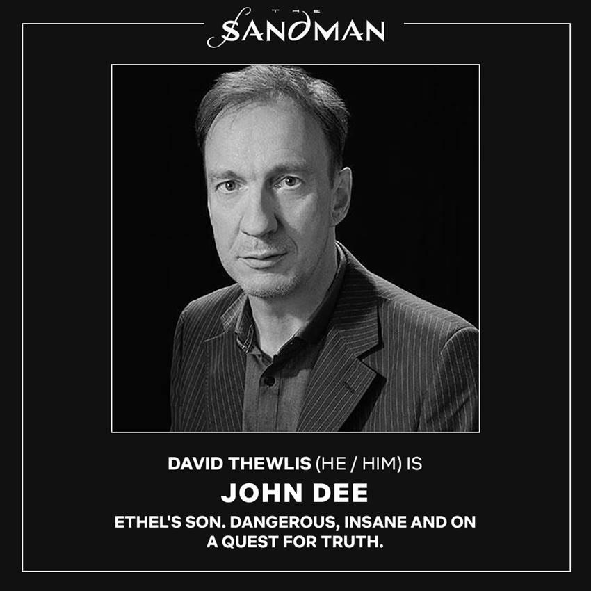 John Dee. The Sandman