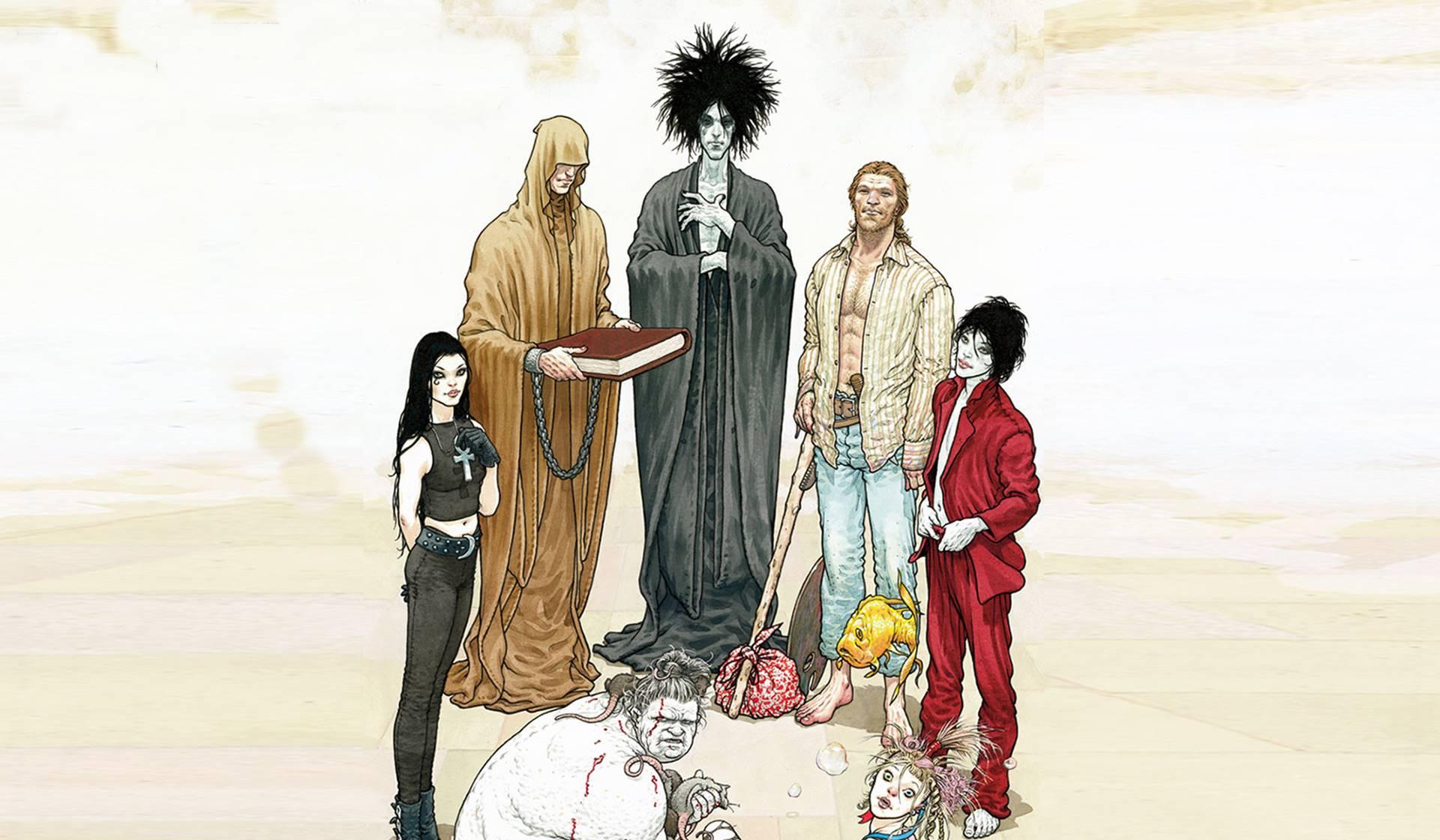 The Sandman serie de Netflix que adapta el comic de Neil Gaiman