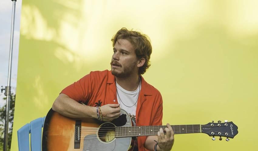 Simon Grossmann estrena nuevo álbum: Bahía Margarita.