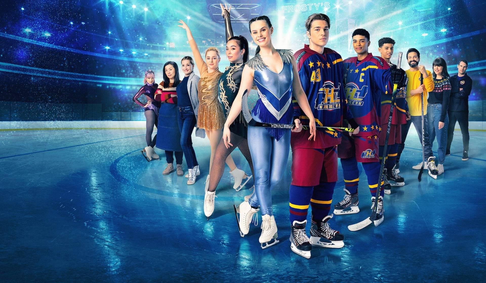 'Sueños sobre el hielo' serie de Netflix