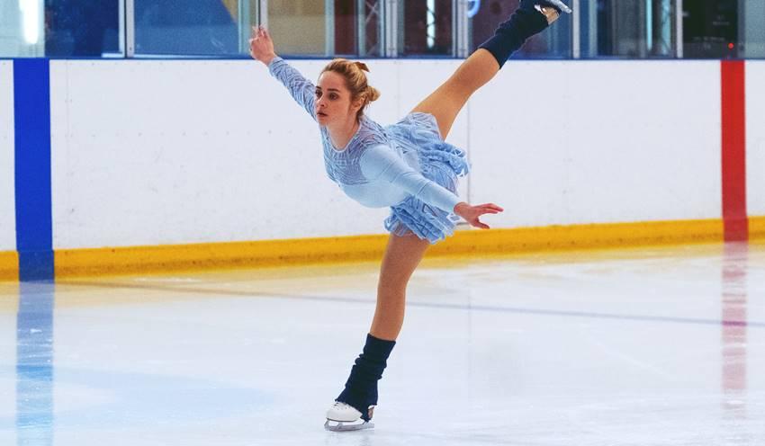 ¿Patinaje artístico o hockey? Zero Chill. Sueños sobre hielo.