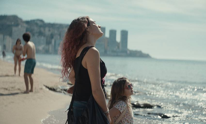 Fotograma de la película Ama, de Júlia de Paz Solvas. ©Filmax.