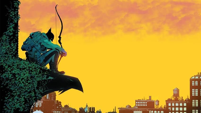 Batman en Zero Year.