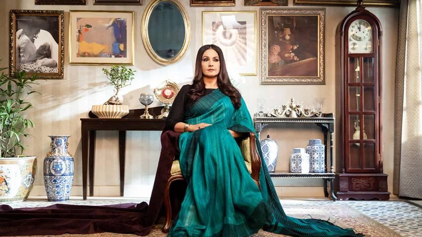 Fotograma de Bombay Begums, serie de Netflix.