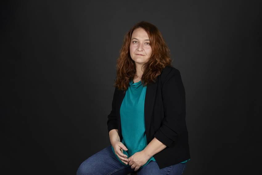 Tània Balló, directora del documental El caso Wanninkhof-Carabantes.